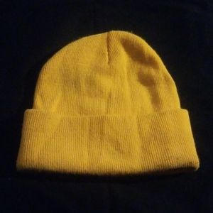 Accessories - Mustard Yellow Beanie